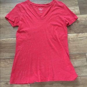 Bass Red Tee Shirt